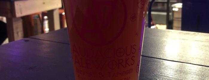 Audacious Aleworks is one of Posti salvati di Rachel.