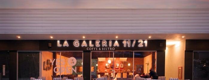 La Galeria 11/21 is one of Caro.