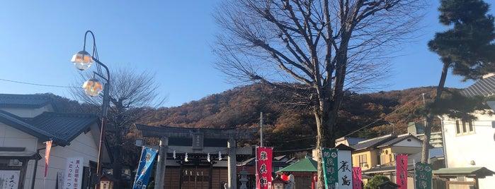 本城厳島神社 is one of NRT.