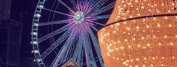 Riyadh Winter Wonderland is one of Riyadh Season.