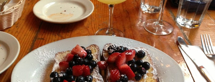 Scottadito Osteria Toscana is one of The Best Boozy Brunches in New York.