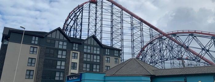 The Velvet Coaster (Wetherspoon) is one of สถานที่ที่ Resul ถูกใจ.