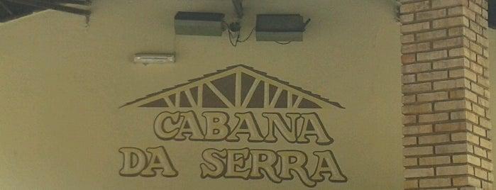 Cabana da Serra is one of Suerbe'nin Beğendiği Mekanlar.