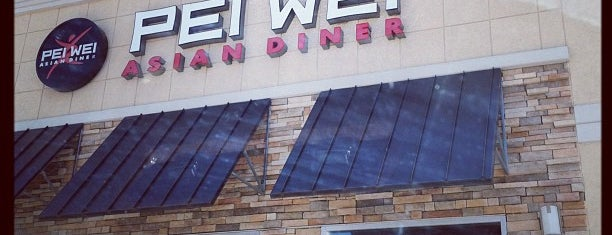 Pei Wei is one of Sathish's Liked Places.