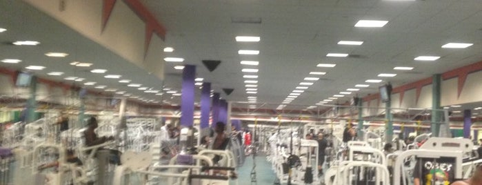 24 Hour Fitness is one of Gym Lifestyle.