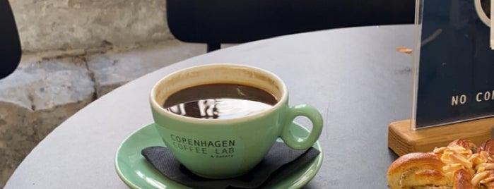 Copenhagen Coffee Lab is one of Lieux qui ont plu à Danny.