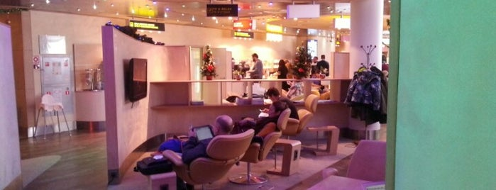 Business Class Classic Lounge is one of США ПЕРЕЛЕТ.