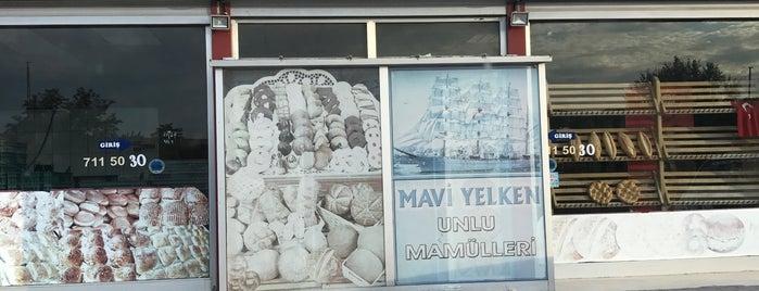 Mavi Yelken Unlu Mamuller is one of Sevdiklerimmm.