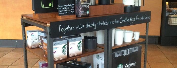 Starbucks is one of Jeff : понравившиеся места.
