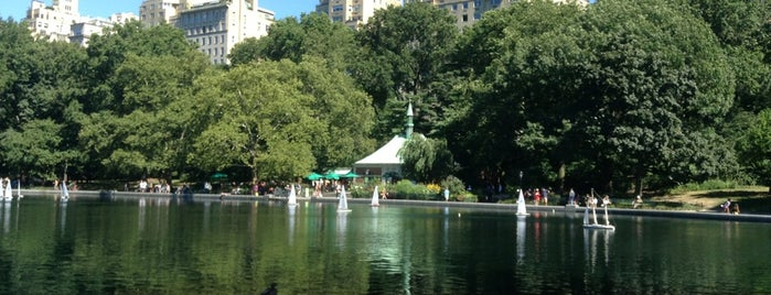 Central Park is one of Delirious NY.