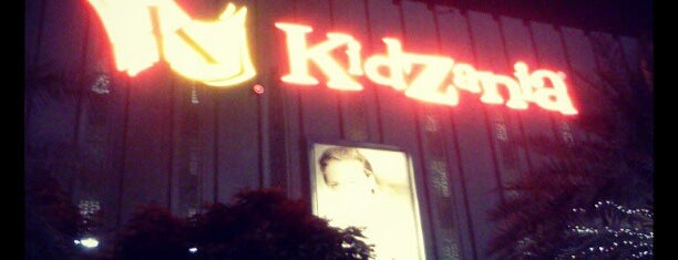 Kidzania is one of Lugares favoritos de Nils.