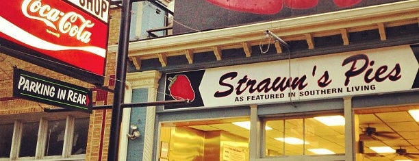 Strawn's Eat Shop is one of Where in the World (to Dine, Part 4).