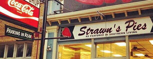 Strawn's Eat Shop is one of Posti salvati di Christopher.