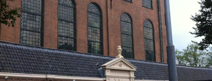 Portugese Synagoge is one of All Museums in Amsterdam ❌❌❌.