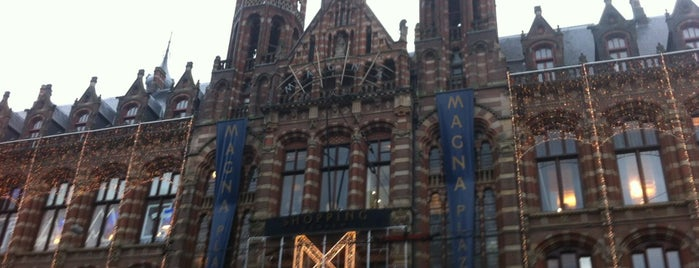 Magna Plaza is one of Places in Amsterdam.
