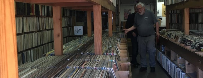 Record Collector is one of LA to do list.