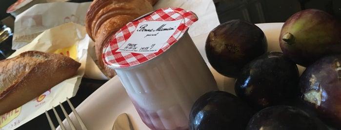 Le Pain du Faubourg is one of Paris Restaurant Favorites.