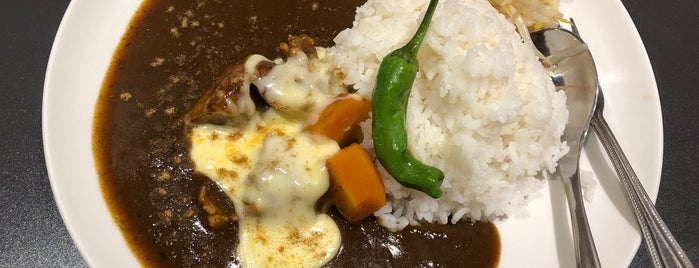 欧風カリーM is one of TOKYO-TOYO-CURRY 3.