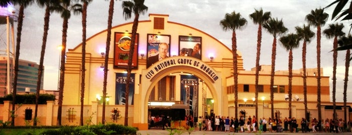 City National Grove of Anaheim is one of concert venues 1 live music.