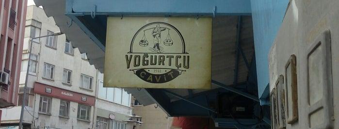 Yoğurtçu Cavit is one of Bodrum.