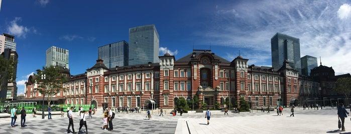 สถานีรถไฟโตเกียว is one of สถานที่ที่ Jase ถูกใจ.