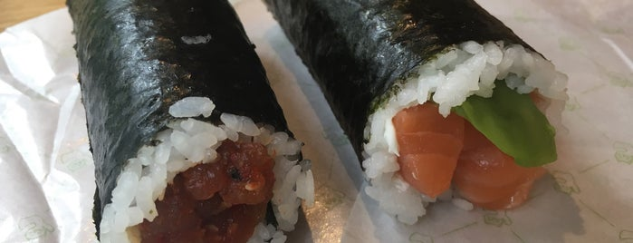 Handroll is one of Waw.