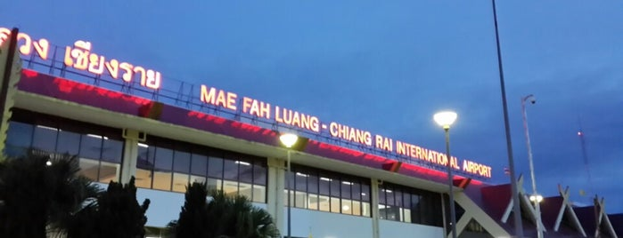 Mae Fah Luang - Chiang Rai International Airport is one of Airports.