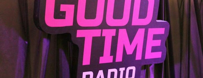 Good Time Radio is one of Tempat yang Disukai Tomek.