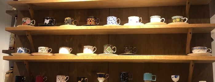 Cafe Rostro is one of スペシャルティコーヒー.