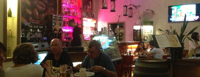 Alex Bistrot is one of Prague spots to see.