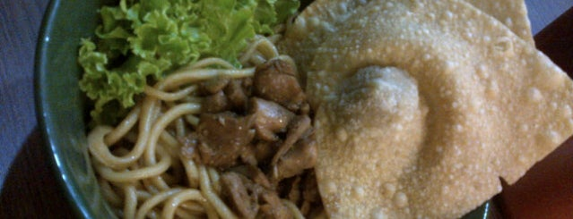 Mie Tarik Laiker is one of Foodism in Jakarta.