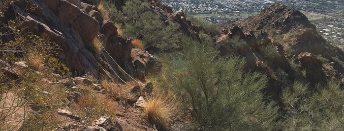 Cholla Trail, Camelback Mountain is one of The Neighborhood - Arcadia.