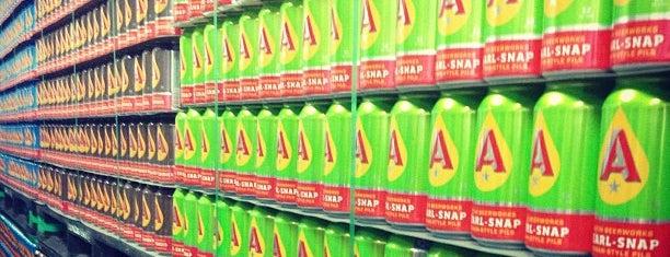 Austin Beerworks is one of Austin.