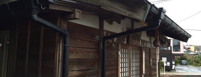 白滝観音堂 is one of 伊豆.