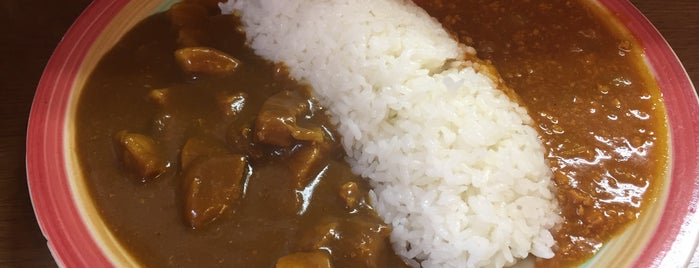 GANESH Curry is one of TOKYO-TOYO-CURRY 3.
