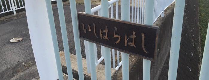 石原橋 is one of 神輿で訪れた場所-1.