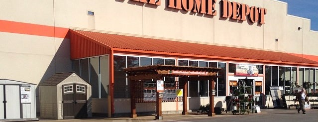 The Home Depot is one of Lance : понравившиеся места.