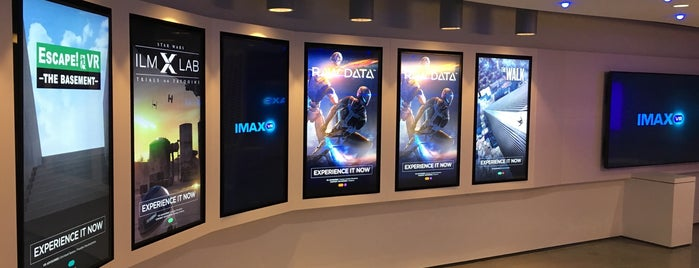 IMAX VR Experience Centre is one of Ross : понравившиеся места.