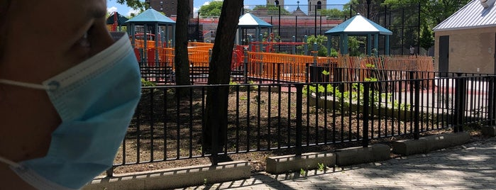 Stroud Playground is one of Prospect/Crown Hts To Do.