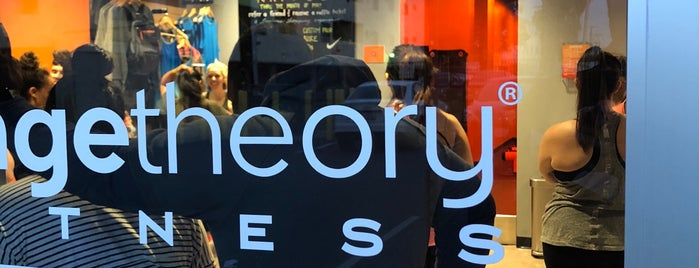 Orangetheory Fitness is one of Posti che sono piaciuti a Michael.
