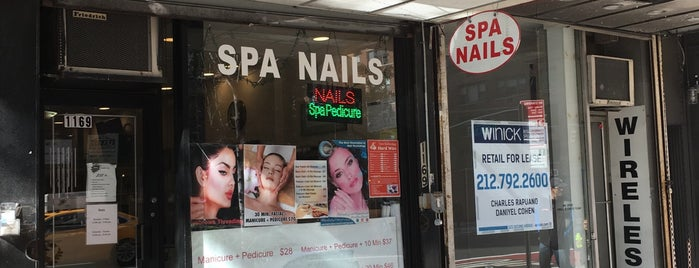 2nd Avenue Nail Spa is one of Isabella : понравившиеся места.