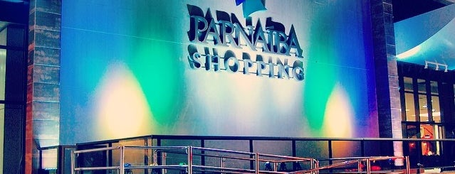 Parnaíba Shopping is one of Silas Donatoさんのお気に入りスポット.