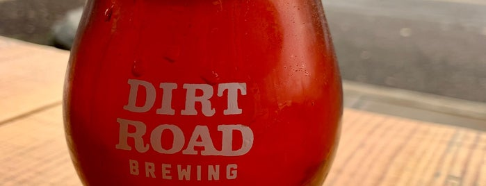 Dirt Road Brewery is one of Breweries I've been to..
