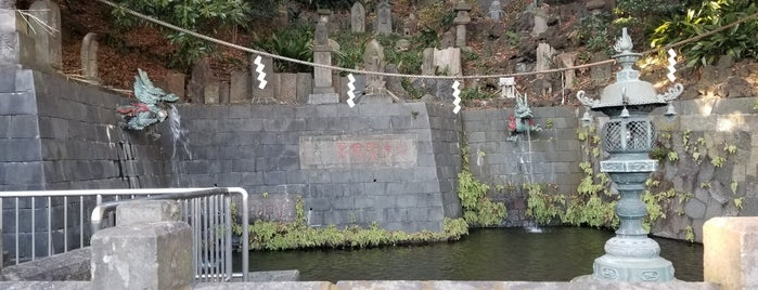 独鈷の滝 is one of 西郷どんゆかりのスポット.