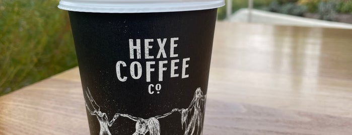 Hexe Coffee Co. is one of New Hood, Who Dis.