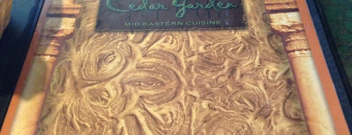 Cedar Garden is one of Tempat yang Disukai Mark.