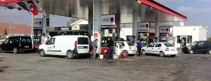 Kayalı Petrol Tesisleri PO is one of Volkan'ın Beğendiği Mekanlar.
