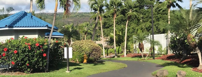 Wyndham Mauna Loa Village is one of Lugares favoritos de Frances.