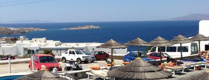 Myconian K Hotels is one of Greece.