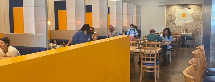 Yolk Preston Center is one of Restaurants To Try - Dallas.